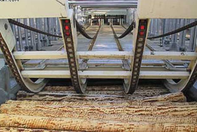 Входные накопители бассейна проходного типа