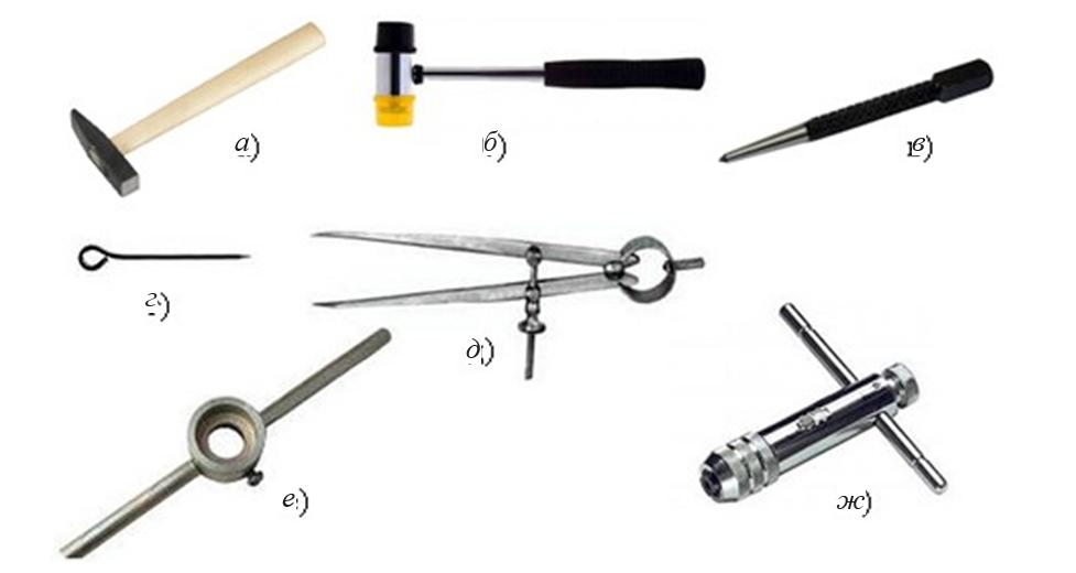 Вспомогательные инструменты