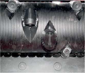 Ножевой ротор измельчителя серии AZR