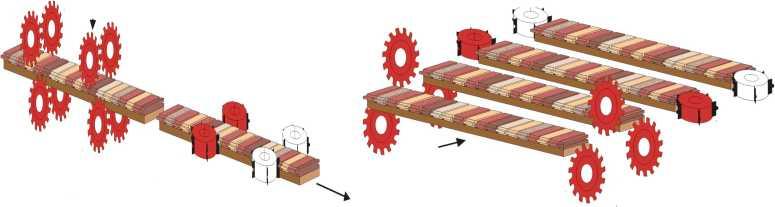обработка двухслойных паркетных досок