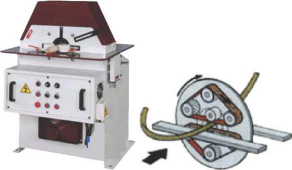 Шлифовальный станок GB-160R