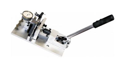 Устройство для разводки узких ленточных пил мод. РЛП-60