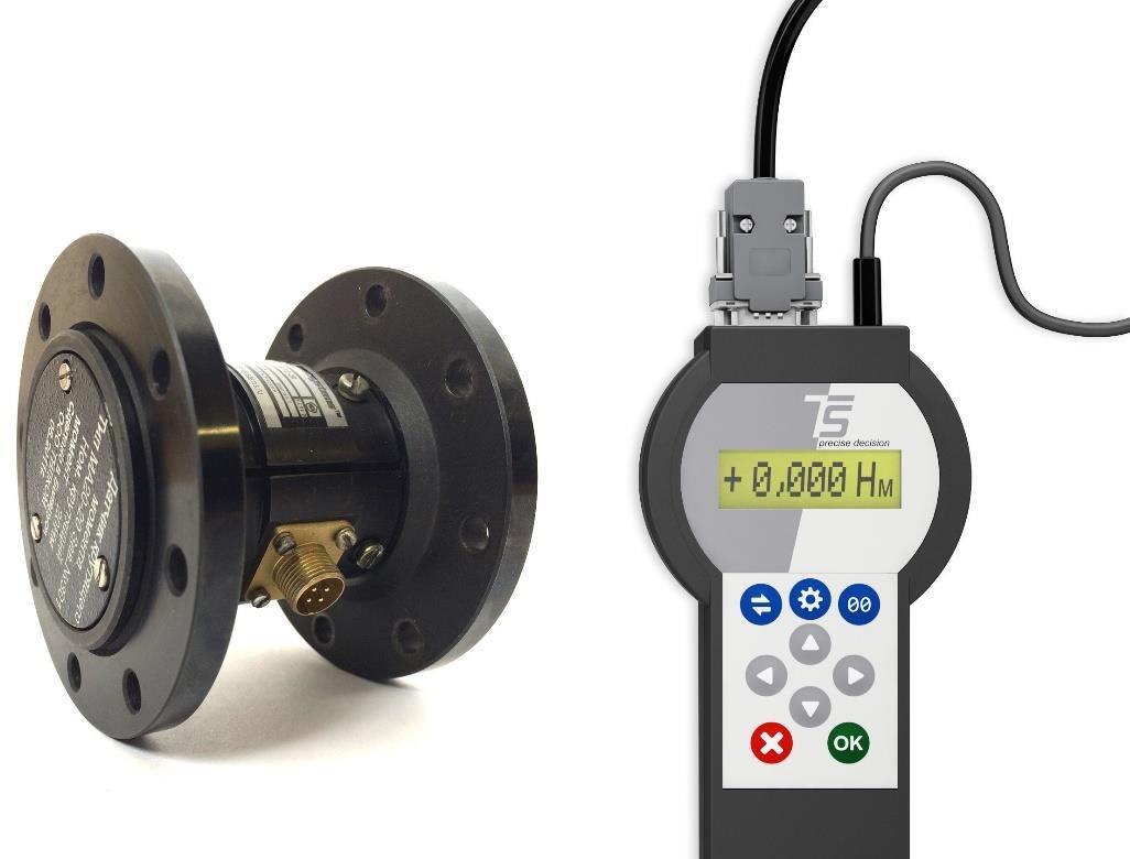 Моментомер для контроля усилия движения механизмов оборудования
