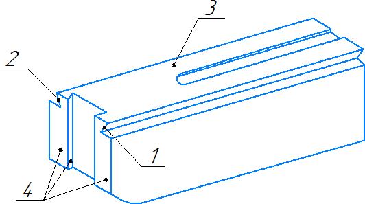 Схема ремонта направляющих станины
