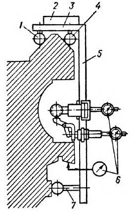 Схемы углового мостика