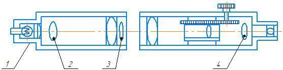 Зрительная труба и коллиматор